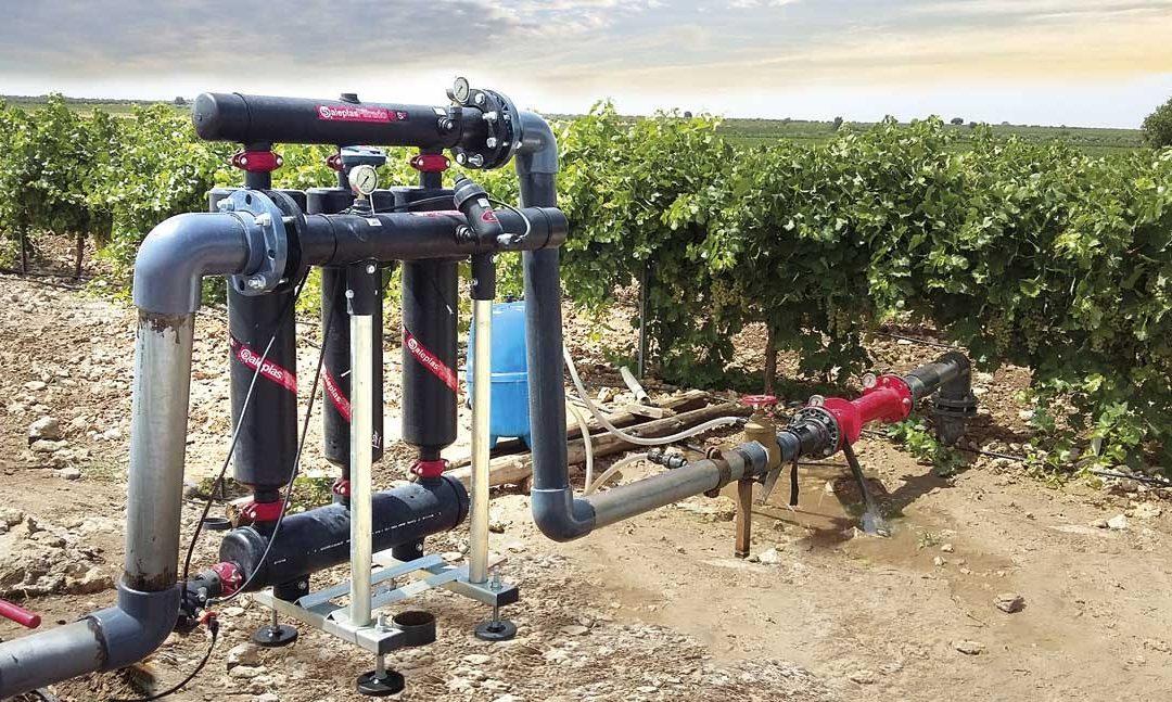 La formación: fundamental en el uso del agua en tecnologías de riego agrícola