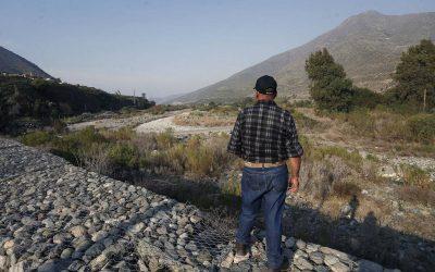 Pequeña agricultura en riesgo: sequía e incertidumbre